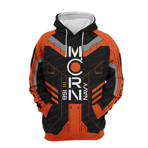 The Expanse MCRN Pullover Hoodie