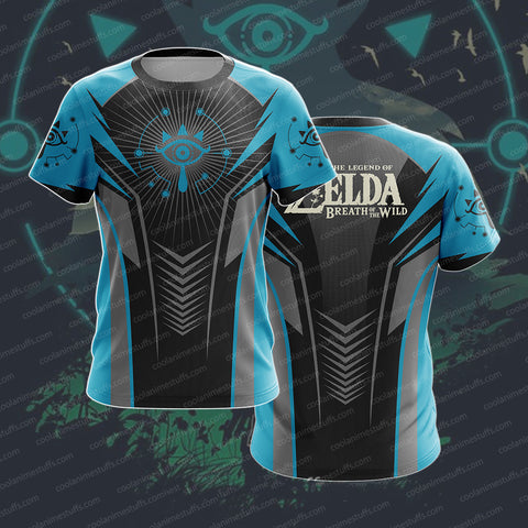 The Legend Of Zelda Sheikah T-shirt