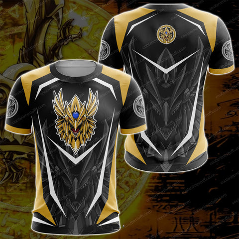 Yu-gi-oh The Winged Dragon Of Ra T-shirt