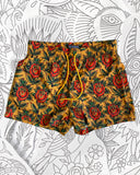 Trad Rose Swim Shorts