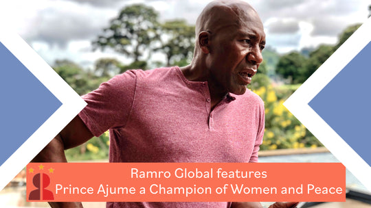 Prince Ajume Wingo: Cameroon's Champion of Women & Peace
