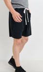 Men's Athletic Short Joggers - Black