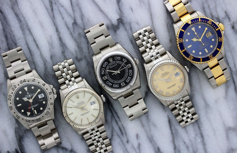 A Comprehensive Guide to Rolex Bezels and Bracelets