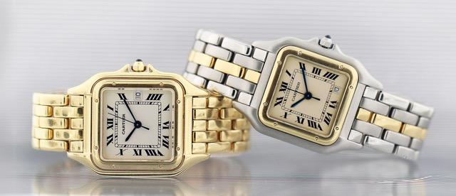 Cartier Panthere New vs. Original