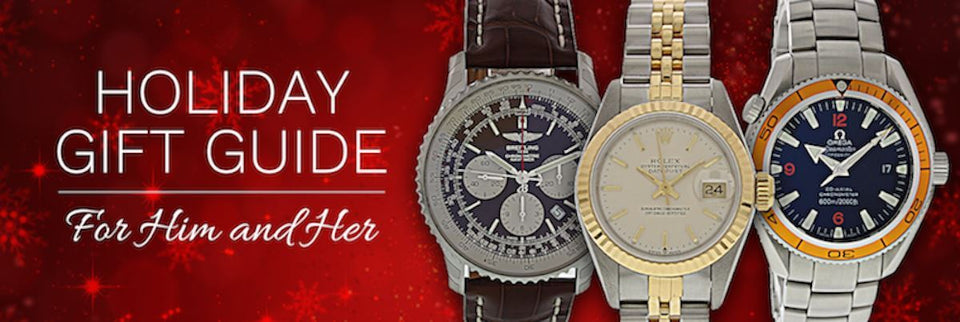 Holiday Gift Guide: The Best Luxury Watches To Give This Year