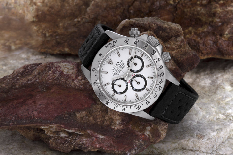 Quick Ways to Spot a Rolex Zenith Daytona Without Opening the Case