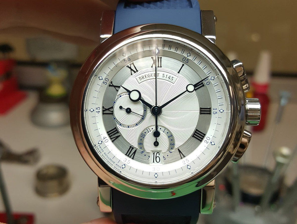 Refinishing vs. Polishing Your Luxury Watch. What's the Difference?