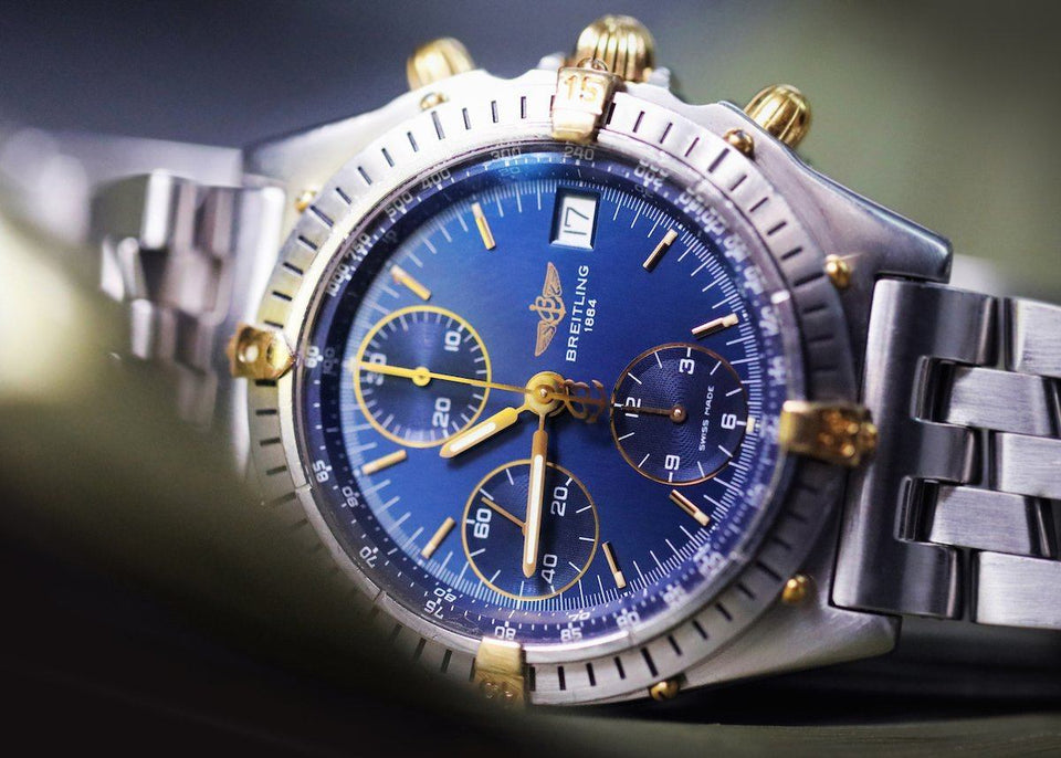 Trend Watch: Watches with Blue Dials