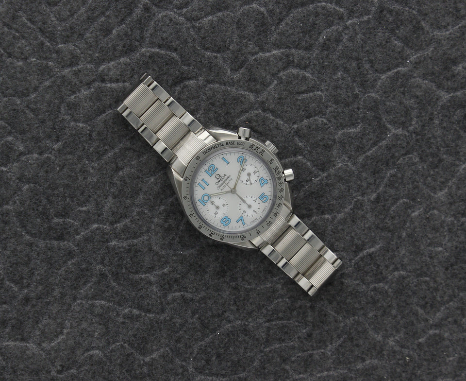 Watch Highlight: OMEGA Speedmaster Reduced 3534.71.00