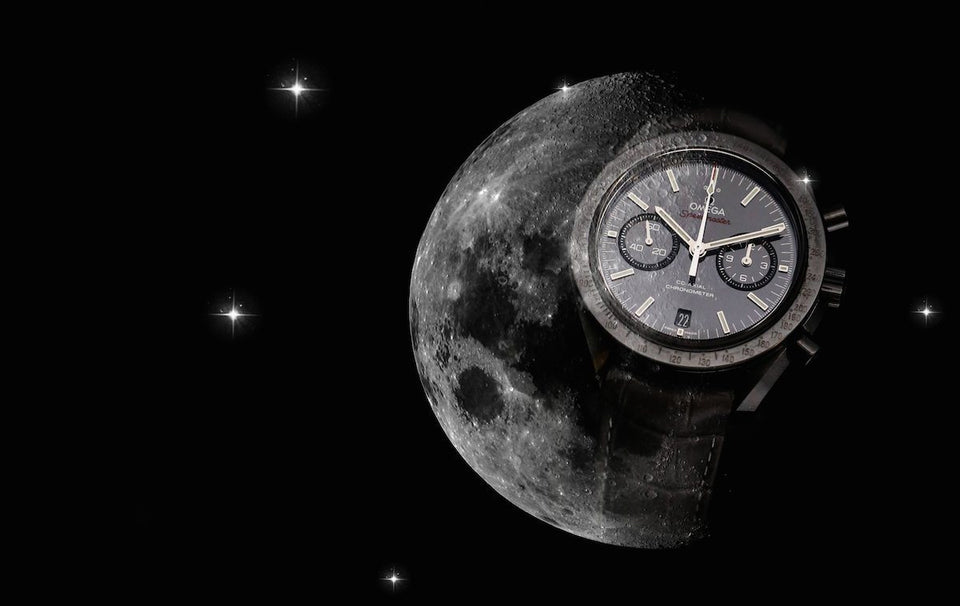 Watch of the Month: A Look at the Omega Speedmaster Moonwatch