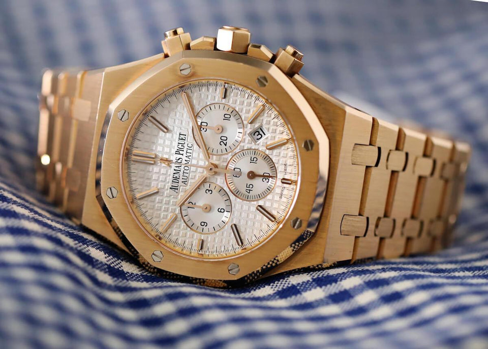 Watch of the Month: Audemars Piguet Royal Oak and Royal Oak Offshore