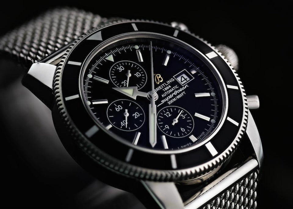 Watch of the Month: Breitling Superocean Heritage II Chronograph 46