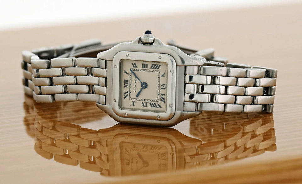 Watch of the Month: Cartier Panthere