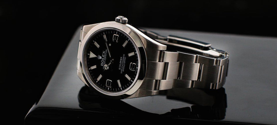 Watch of the Month: Rolex Explorer and Explorer II
