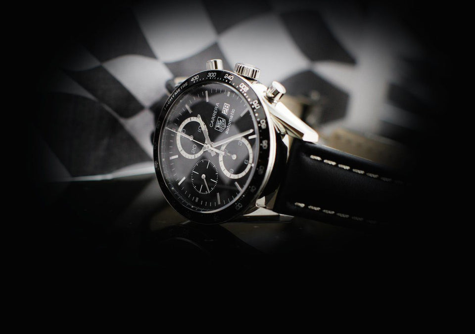 Watch of the Month: TAG Heuer Carrera