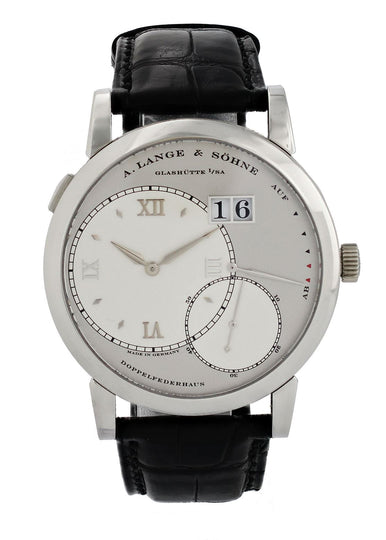 A. Lange & Sohne Lange 1 Ref: 191.025 Mens Watch