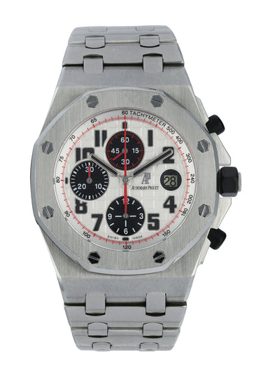 Audemars Piguet Royal Oak OffShore 26170ST.OO.1000ST.01 Panda Dial Men's Watch