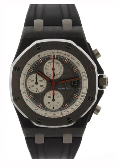 Audemars Piguet Royal Oak Offshore 26202AU.OO.D002CA.01 Jarno Trulli Mens Watch