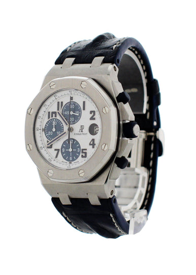 Audemars Piguet Royal Oak Offshore Chronograph 26170ST.OO.D305CR.01 Navy Edition With Box