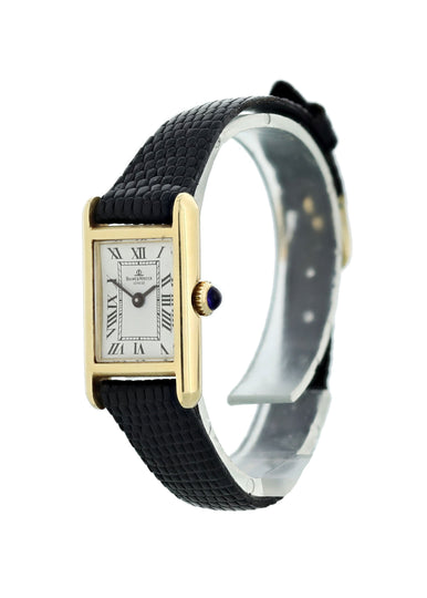 Baume & Mercier Vintage 78A 14kt Ladies Watch