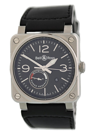 Bell & Ross Aviation Type BR 03-97 Reserve De Marche Mens Watch