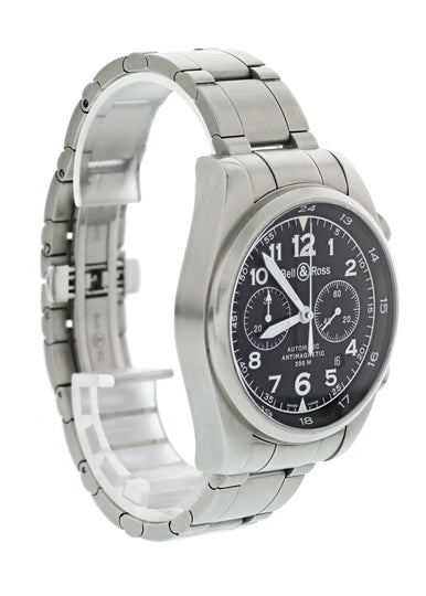 Bell & Ross Chronograph 126.Xl Mens Watch