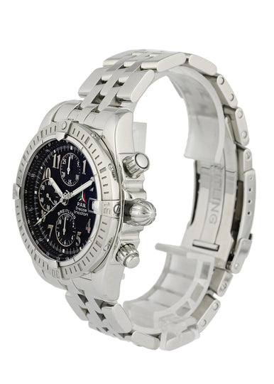 Breitling Chronomat A13356 P.A.N Frecce Tricolore Mens Watch With Papers