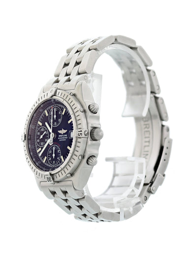 Breitling Chronomat Blackbird A13350 Mens Watch