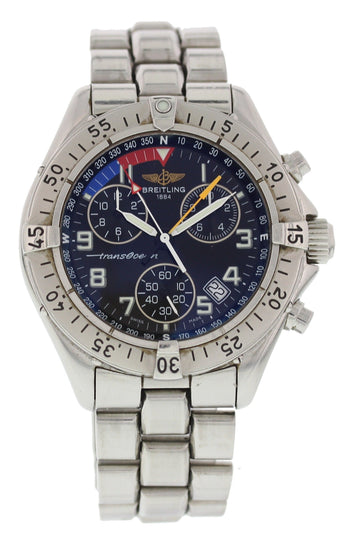 Breitling Colt Chronograph Transocean A53340 Stainless Steel