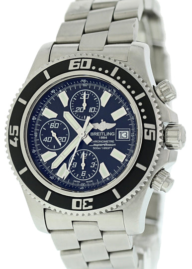 Breitling Superocean Chronograph A13341 Mens Watch