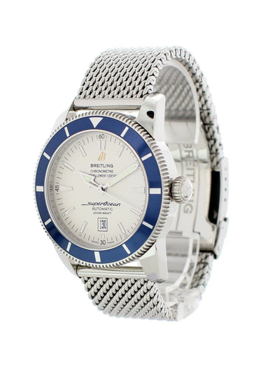 Breitling SuperOcean Chronometre A17320 Mens Watch Box Papers