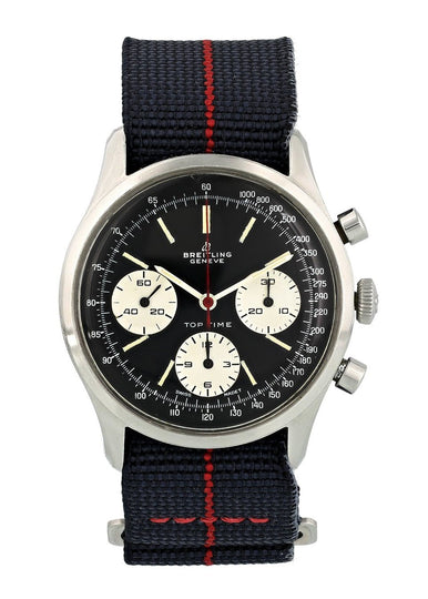 Breitling Top Time 810 Vintage Mens Watch