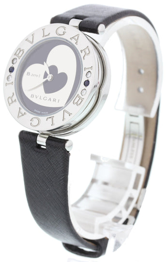 Bvlgari B.zero1 Stainless Steel Ladies Watch