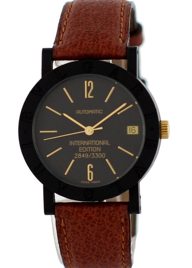 Bvlgari Carbon Gold Milano Limited Edition Unisex Watch