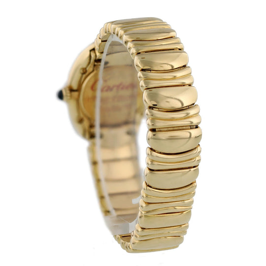 Cartier Baignoire 1950 18K Yellow Gold Ladies Watch