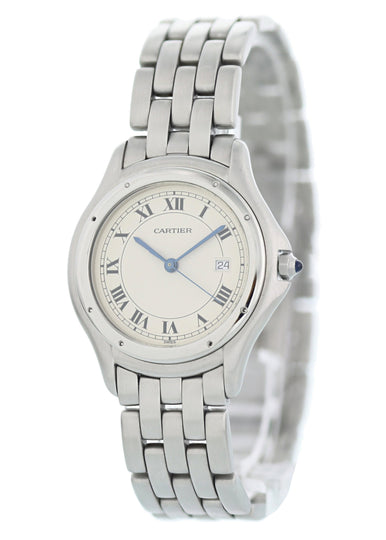 Cartier cougar 987904 Laides Watch