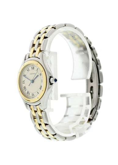 Cartier Cougar Panthere 187906 Ladies Watch