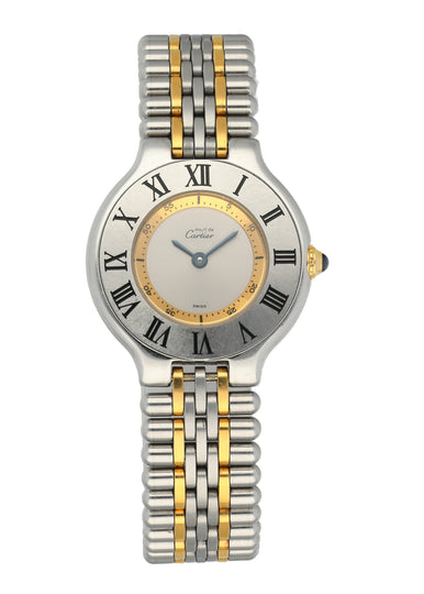 Cartier Must 21 1340 Ladies Watch