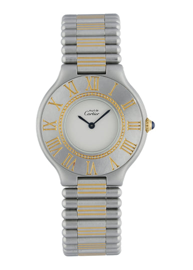 Cartier Must de 21 Ladies Watch