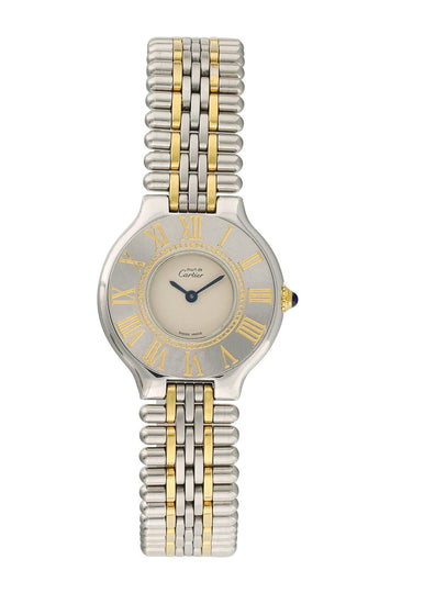 Cartier Must de Cartier 1340 Ladies Watch