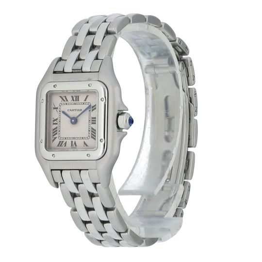 Cartier Panthere 1320 Steel Ladies Watch