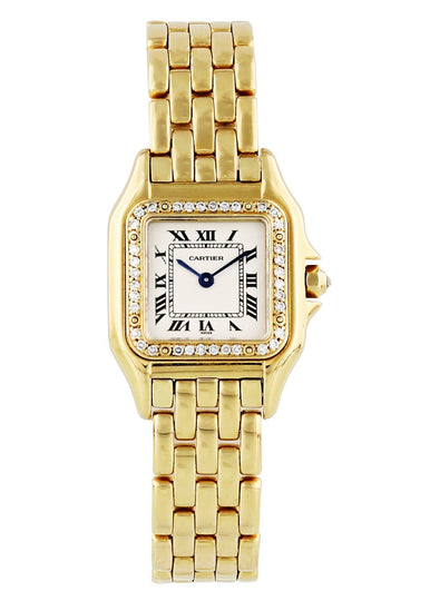 Cartier Panthere 18K Ladies Watch