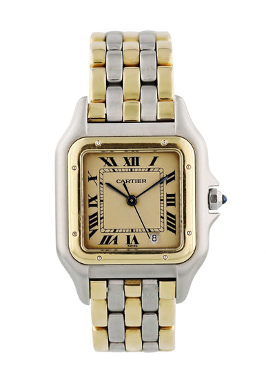 Cartier Panthere 3 Row Midsize Ladies Watch