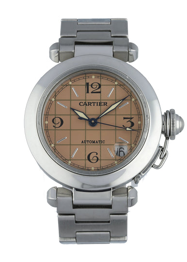 Cartier Pasha 2324 Ladies Watch Box Papers