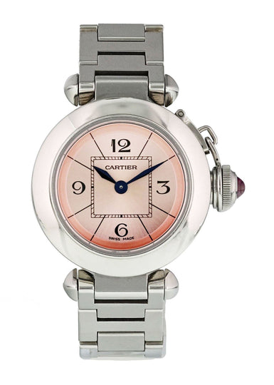 Cartier Pasha 2973 Ladies Watch Original Box