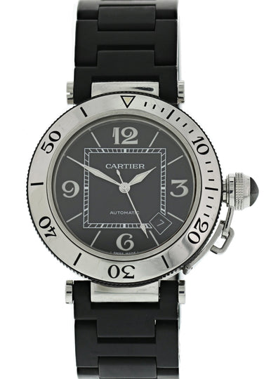 Cartier Pasha De Cartier 2790 Automatic Mens Watch