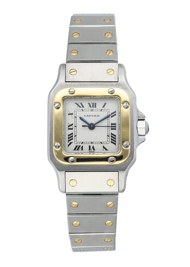 Cartier Santos Galbee Automatic Watch