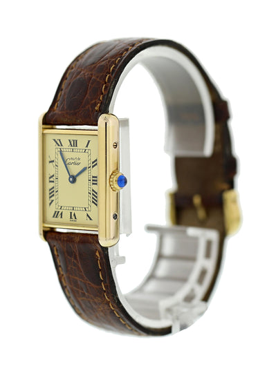 Cartier Tank 1615 Ladies Watch Original Papers