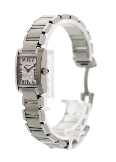 Cartier Tank Francaise 2384 / W51031Q3 Limited Edition Watch