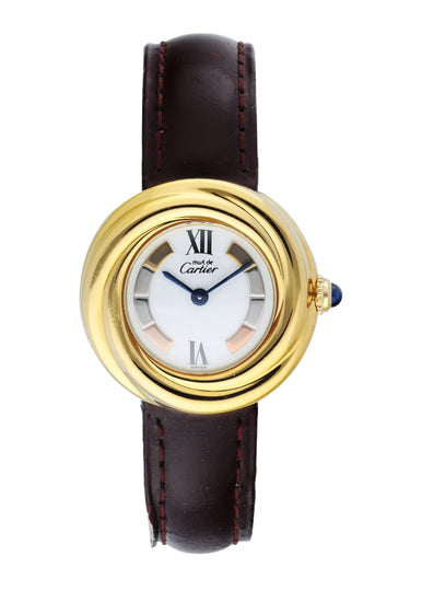 Cartier Vermeil 2735 Must de Cartier Ladies Watch
